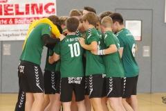 A-Jugend-Oberligaquali in Rhede (06.07.2019)
