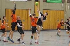 A1-Jugend gegen Bergische Panther (10.11.2019)