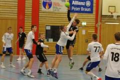 A1-Jugend gegen Königsdorf (30.11.2019)