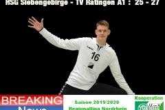 A1-Jugend in Siebengebirge (14.09.2019)