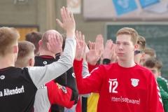 A2-Jugend gegen Alterndorf (18.01.2020)
