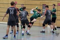 B-Jugend bei HSG Eller (11.11.2018)