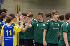 B-Jugend gegen Gerresheim (02.12.2018)
