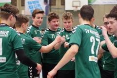 B-Jugend gegen HSG Neuss Düsseldorf (26.01.2019)