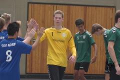 B-Jugend gegen TSV Norf (30.09.2018)