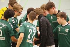 B1-Jugend bei TSV Hochdahl (09.03.2019)