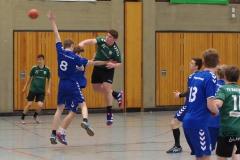 B1-Jugend gegen Angermund (17.03.2019)