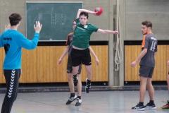 B1-Jugend gegen HSG Eller (24.02.2019)
