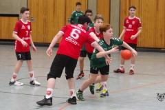 C2-Jugend gegen HSG Hamborn (16.02.2020)