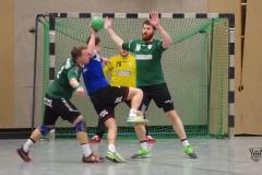 He2 gegen Mülheim-Saarn (14.12.2019)