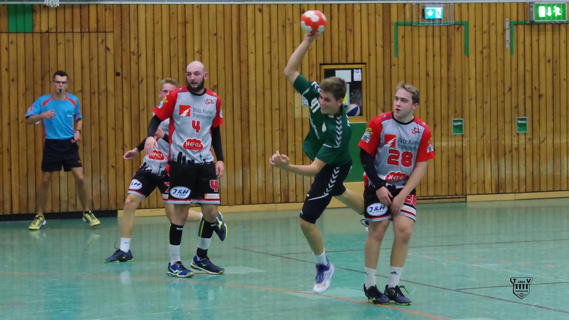 TV Ratingen Handballabteilung - 100 % Ratingen - 100 % ...
