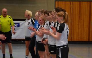 1. Damen Kreispokal 2015 Vorrunde