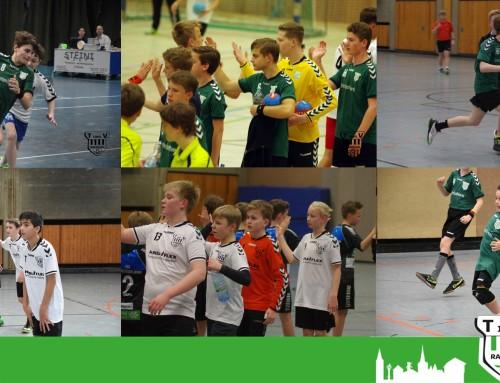 Training, Fotos, Elterninfos: Auf zum Tag des Jugendhandballs am Sonntag, den 09.09.2018