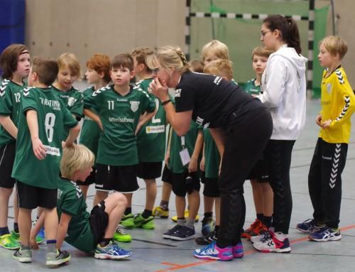 Zweites Saisonspiel der F-Jugend bringt den ersten Sieg