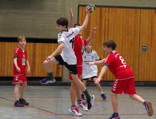 D1-Jugend verteidigt Spitzenplatz in der Kreisliga