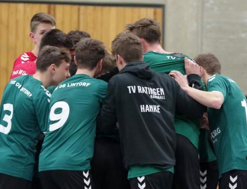 Männliche A-Jugend gewinnt das letzte Heimspiel in der ersten Oberliga-Saison eindrucksvoll