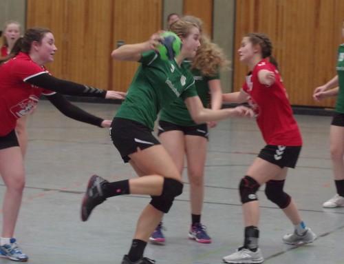Weibliche B-Jugend kann Niederlage gegen Duisburg-Süd nicht verhindern