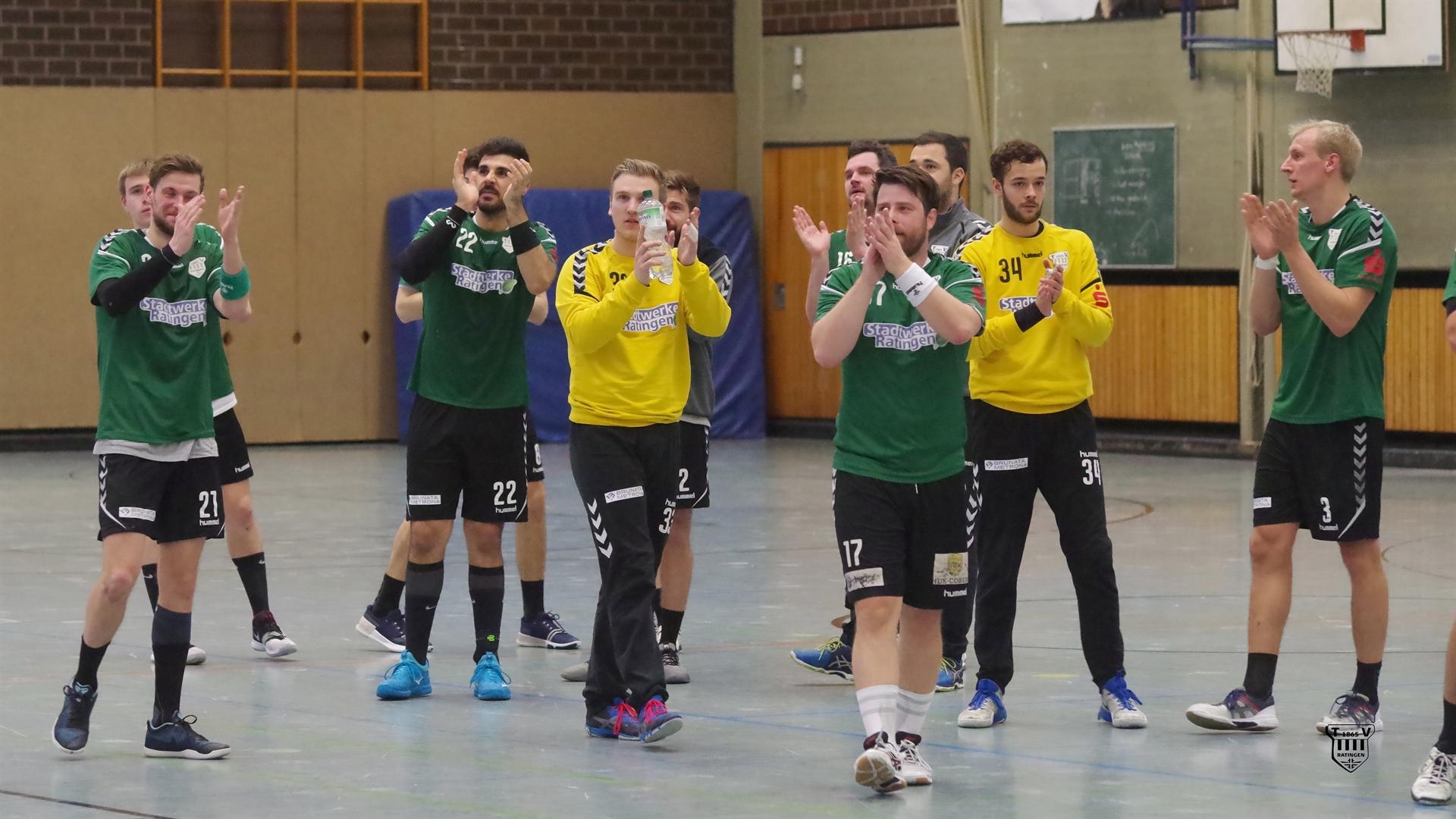 1. Herren - TV Ratingen Handballabteilung