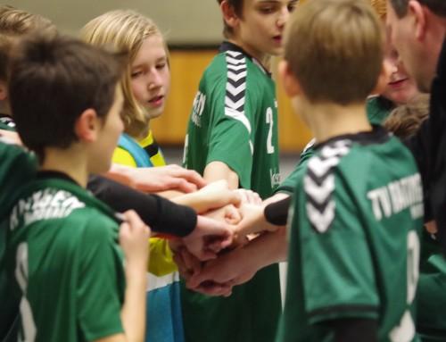 Schnuppertage für Jugendspieler beim TV Ratingen