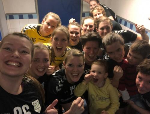 Erste Damen erkämpfen Sieg in Essen