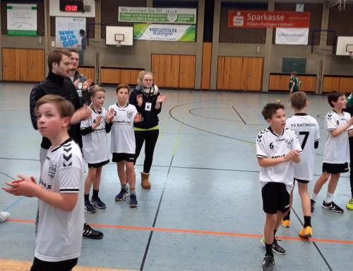 D1-Jugend dreht das Spiel in Halbzeit zwei