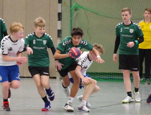 C1-Jugend besiegt TV Angermund mit 37:11 (19:3)
