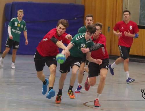 Erfolgreiche Wochen bescheren der männlichen A–Jugend den sicheren dritten Platz in der Oberliga