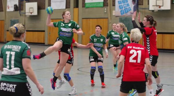 Erste Damen verlieren Heimspiel gegen SV Wipperfürth 24:28