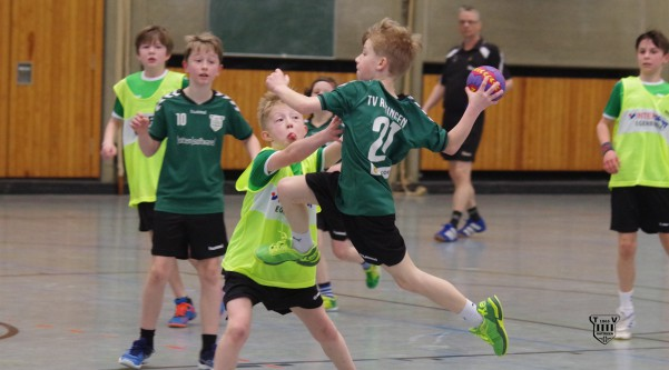 Saisonauftakt der E-Jugendmannschaften