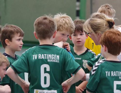 F-Jugend beschließt Saison auf Tabellenplatz zwei