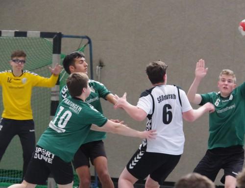 B-Jugend festigt Tabellenplatz zwei der Kreisliga