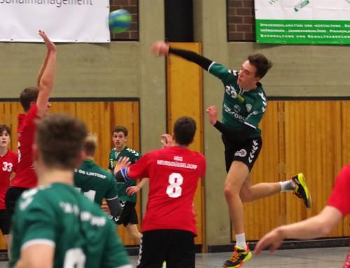 Das erste Jahr des Projekt TV Ratingen/TuS Lintorf in der Altersklasse männliche A-Jugend (Jg. 2000/2001) endet mit dem dritten Platz in der Oberliga erfolgreich!