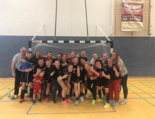 Erste Damen beenden Hinrunde mit deutlichem Sieg in Wuppertal