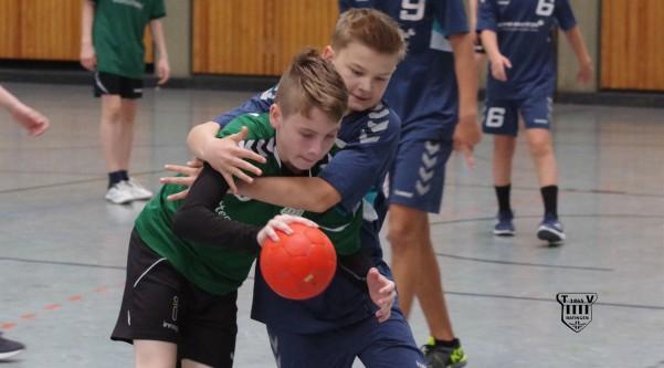 Turniersieg für die C-Jugend  in der Kreisqualifikation
