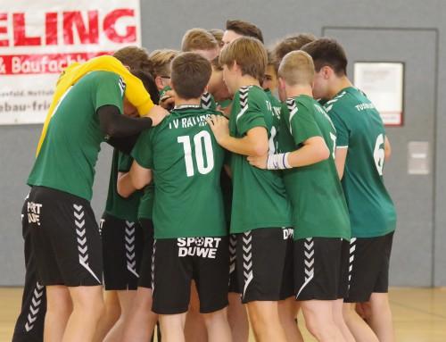 Zwei A-Jugend-Mannschaften auf Verbandsebene: mA2 bucht das Oberliga-Ticket
