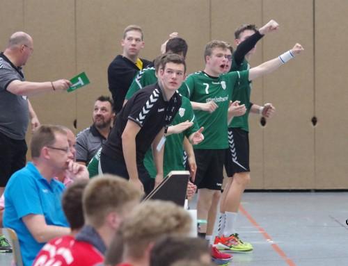 Die mA2-Jugend schlägt HSG Velbert Heiligenhaus im ersten Heimspiel