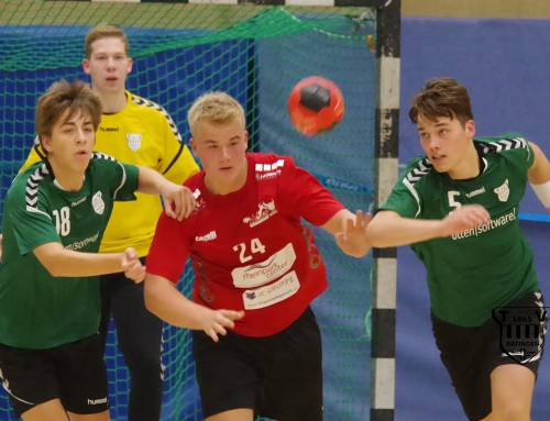 Männliche A2 steckt derbe Niederlage in Krefeld bei Adler Königshof A 2 ein
