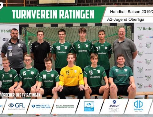 ACHTUNG! Spielverlegung der mA2-Jugend gegen SG Langenfeld
