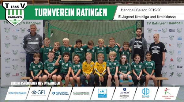 E-Jugenden mit erfolgreicher Saison 2019/2020