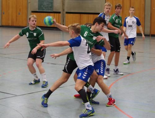 mA2-Jugend schlägt sich selbst im Heimspiel gegen die A1 vom Cronenberger TG