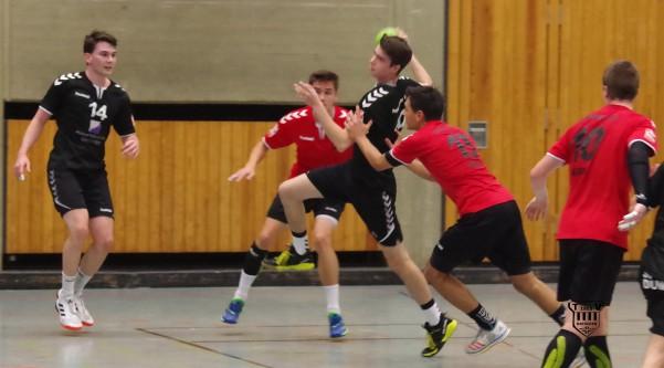 mA1-Jugend liefert ein packendes Match am Europaring gegen ASV SR Aachen