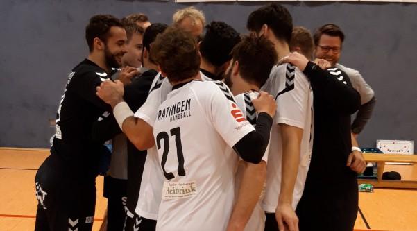 Erste Mannschaft gewinnt schwieriges Sonntagsspiel in Wuppertal