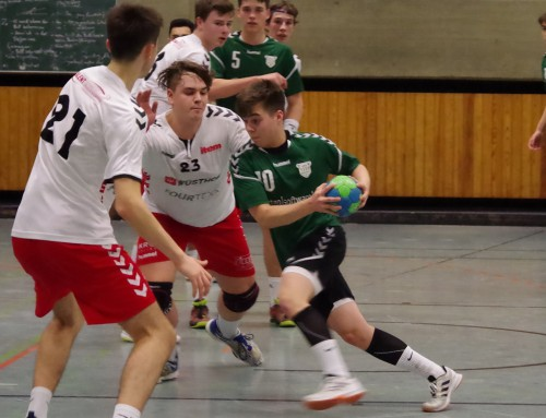 Die männliche A 2 des TV Ratingen verliert klar gegen HSV Solingen-Gräfrath 76 e. V.