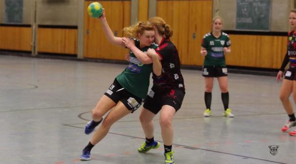 Die 2. Damen verlieren gegen die TG 81 Düsseldorf 22:25
