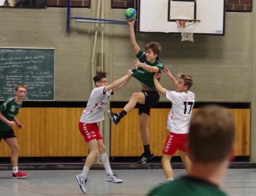 JSG Hiesfeld / Altenrade spielt die mA 2 des TV Ratingen an die Wand