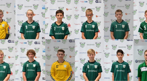 C1-Jugend verteidigt Kreismeistertitel