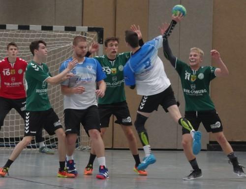 Bildernachlese zum Spiel der A-Jugend Lintorf/Ratingen gegen TV Korschenbroich